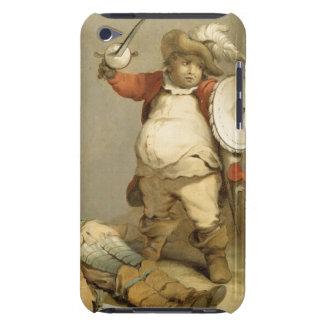 Falstaff con el cuerpo de Hotspur, c.1786 (aceite  iPod Touch Case-Mate Cárcasas