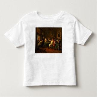 Falstaff Examining his Recruits from Henry IV T Shirt