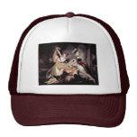 Falstaff In The Laundry Basket By Johann Heinrich Trucker Hats