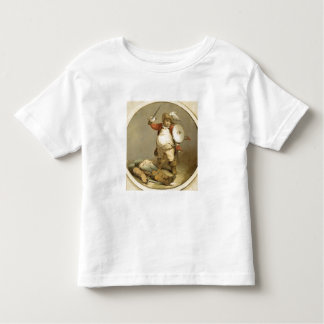 Falstaff with the Body of Hotspur, c.1786 (oil on Toddler T-shirt