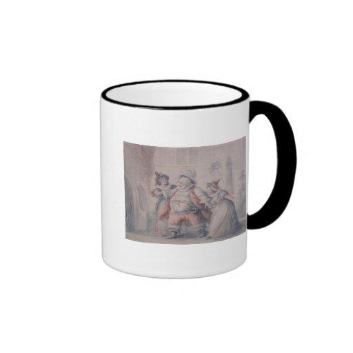 Falstaff's Escape Ringer Coffee Mug
