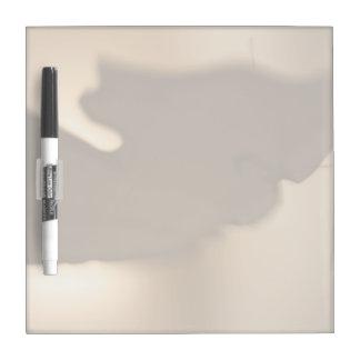 Falta de definición abstracta de tintes marrones pizarras blancas