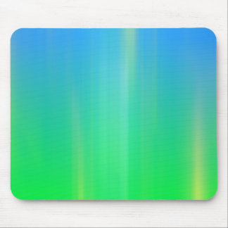Falta de definición de movimiento verde abstracta: tapete de raton