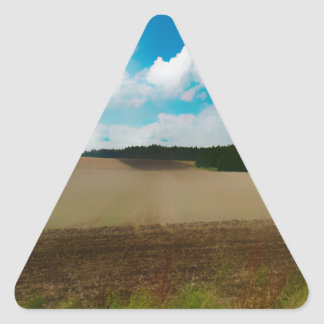 Falta de definición de Yorkshire Calcomanía Triangulo Personalizadas