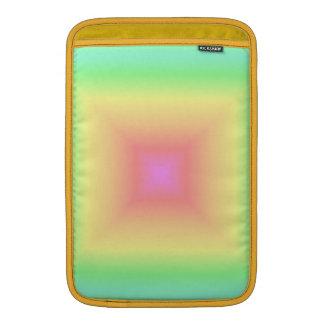 Falta de definición geométrica de los cuadrados de fundas para macbook air