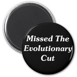 Faltó el corte evolutivo iman de frigorífico