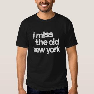 Falto la Nueva York vieja Poleras