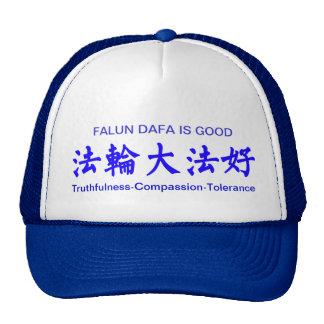 Falun Dafa is Good Hats