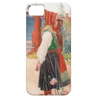 Falun Home in Sweden Carl Larsson Scandinavian iPhone SE/5/5s Case