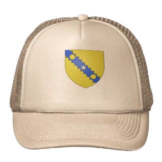 fam irl fr Clarke, Ireland Trucker Hat