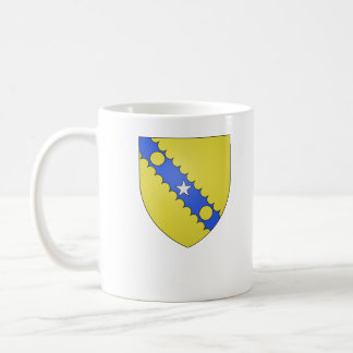 fam irl fr Clarke, Ireland Classic White Coffee Mug