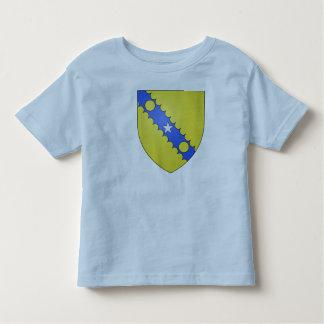 fam irl fr Clarke, Ireland T-shirt