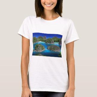 Fam Islands Raja Ampat archipelago T-Shirt
