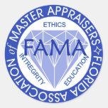 FAMA Stickers