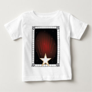 Fame Background Baby T-Shirt