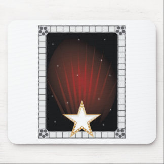 Fame Background Mouse Pads
