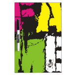 FAME Colours Dry Erase Whiteboard