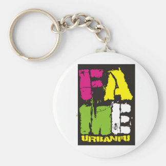 FAME Colours Keychain