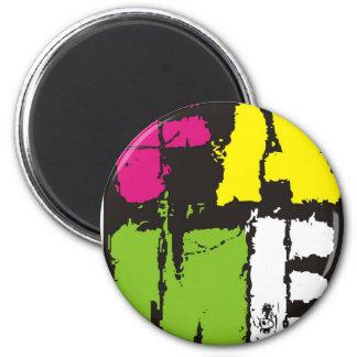 FAME Colours Magnet