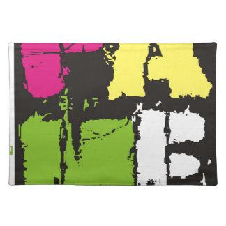 FAME Colours Placemats