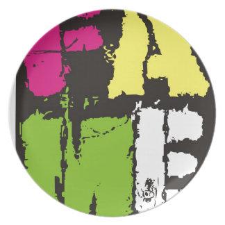 FAME Colours Plates