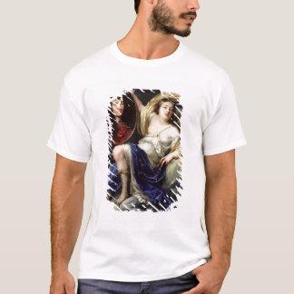 Fame Presenting a Portrait of Louis XIV T-Shirt