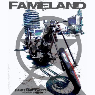 Fameland Chopper T-shirt #7 shirt
