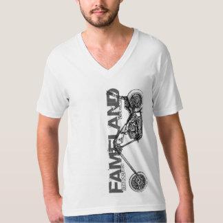 Fameland Chopper V-Twin T-Shirt