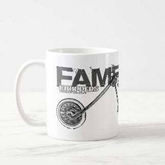 Fameland Custom Harley Chopper Mug