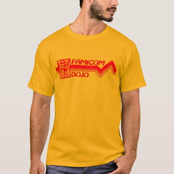 Famicom Dojo Logo Shirt
