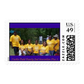 Familia 2do Generat… III del C-T Estampilla