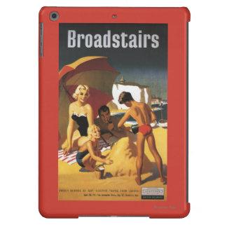 Familia británica meridional de los ferrocarriles funda para iPad air