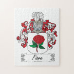 Familia Crest.png de Fiore Rompecabeza