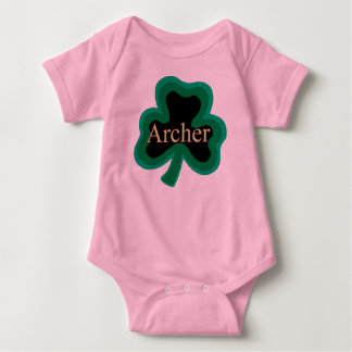 Familia de Archer Body Para Bebé