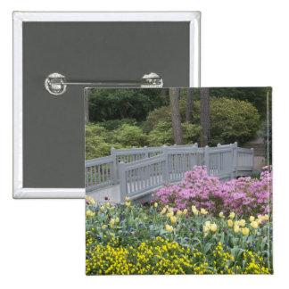 Familia de brezo de la azalea (Ericaceae), tulipán Pin Cuadrada 5 Cm