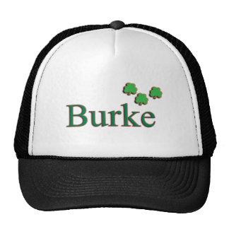 Familia de Burke Gorro De Camionero
