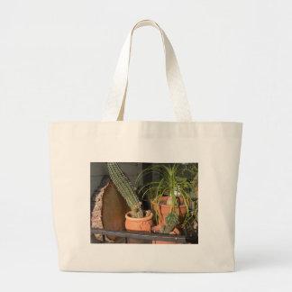Familia de cactus bolsas de mano