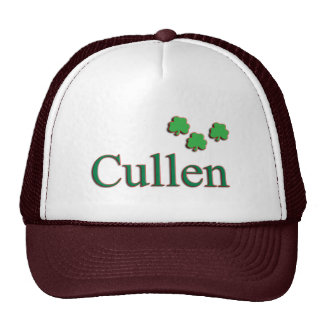 Familia de Cullen Gorras De Camionero