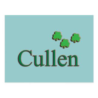 Familia de Cullen Postales