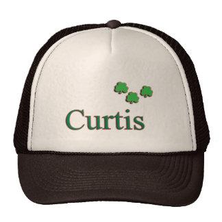 Familia de Curtis Gorras