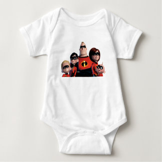 Familia de Disney Incredibles Playera