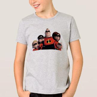 Familia de Disney Incredibles Polera