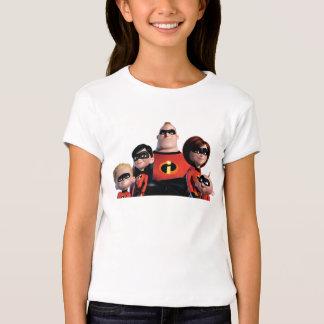 Familia de Disney Incredibles Poleras