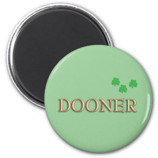 Familia de Dooner Imán Redondo 5 Cm