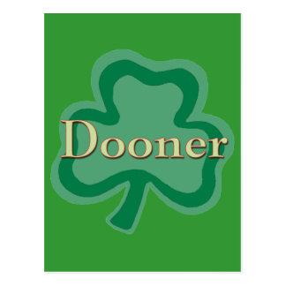 Familia de Dooner Postal