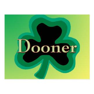 Familia de Dooner Postales