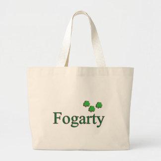 Familia de Fogarty Bolsa De Tela Grande