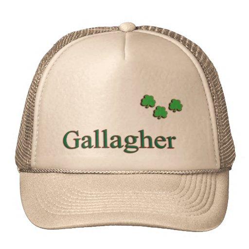 Familia de Gallagher Gorras De Camionero