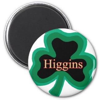 Familia de Higgins Imán