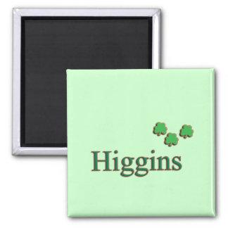 Familia de Higgins Imán Cuadrado